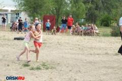 Встречи с полицией и казаками города в детском лагере Лесная сказка город Орск
