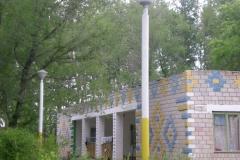 Вид лагеря и территория. Детский оздоровительный лагерь Лесная сказка-2 города Орска
