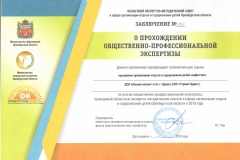 """Экспертиза программы лагеря """"Лесная Сказка 1 и 2"""""""