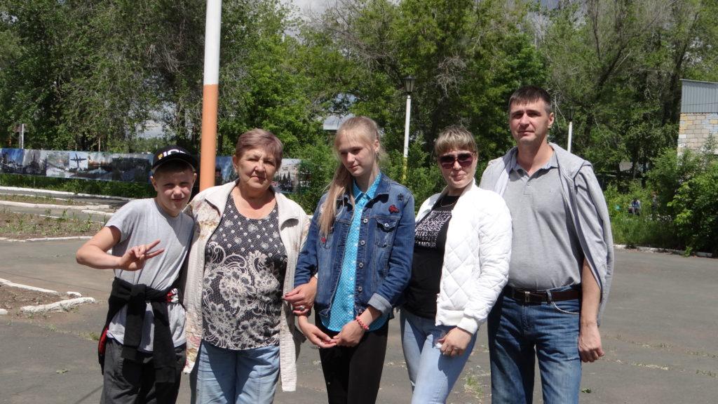Родительский день в детском лагере Лесная сказка города Орск