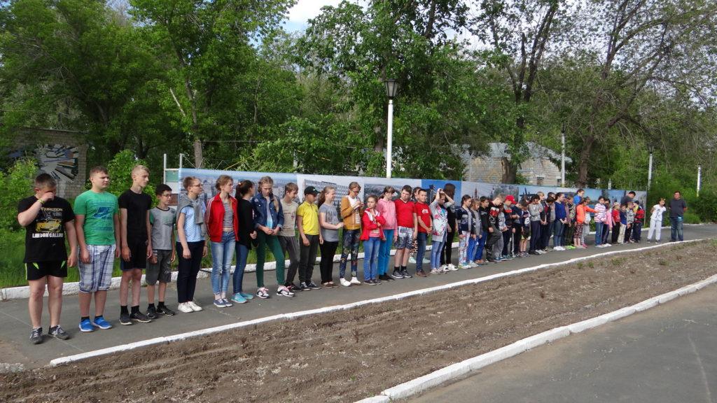 Детский оздоровительный лагерь Лесная сказка город Орск Оренбургской области